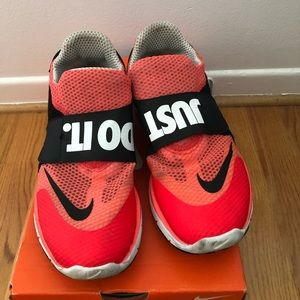 Nice JUST DO IT rare sneakers